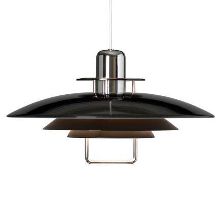Felix Blank sort 43 cm Loftlampe - Lampan