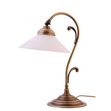 Skomakare Antik Bordlampe