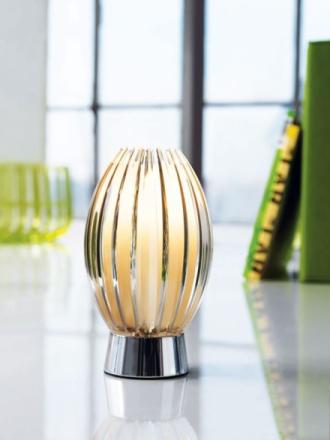Tentacle Klar Lille Bordlampe - Lampan
