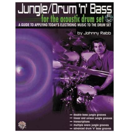 Johnny Rabb: Jungle Drum 'n' Bass