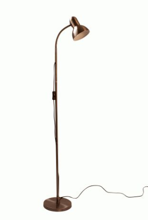 Look Antik Gulvlæselampe 60W - Lampan