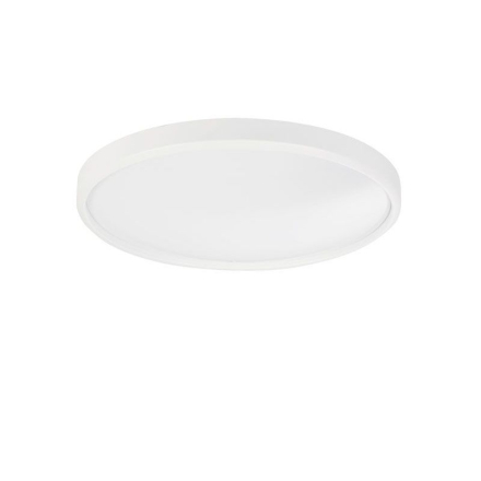 Slim Hvid 36 cm LED/Dæmpbar Ip44 Plafond - Lampan