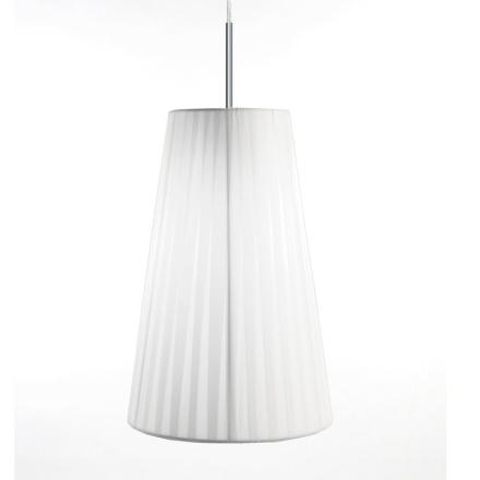 Solo Hvid 20 cm Loftlampe - Lampan