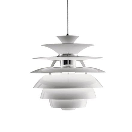 Ph Snowball Hvid Loftlampe - Lampan