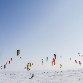 Snowkite Två Dagar