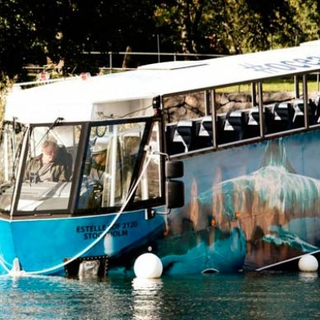 Sightseeing i Amfibiebuss