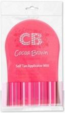 Cocoa Brown Tan Applicator Mitt