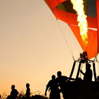Luftballong för Två