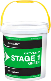 Mini Tennis Stage 1 Green 60-pack Hink