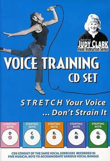 CD BABY.COM/INDYS Judy Clark - röst utbildning CD [CD] USA import