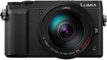 Lumix DMC-GX80 14-140mm - Black