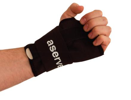 Aserve Håndledsbandage Neopren (Inkl. Skinne) Højre Hånd
