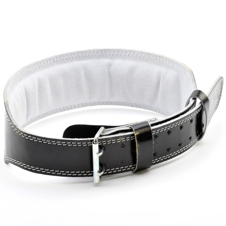 Adidas Weight Lift Belt Leather Vægtløfterbælte