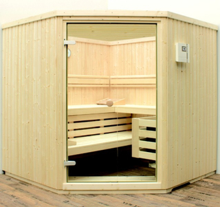 Arend Maata Finsk Sauna Komfort