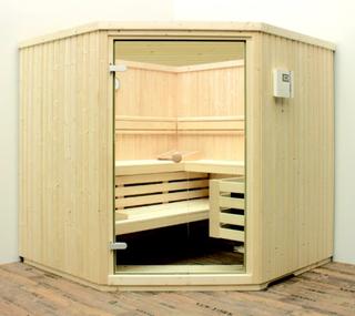 Arend Maata III Finsk Sauna