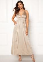 b0d67b5b24fc Sisters Point WD-43 Dress 117 Champagne S