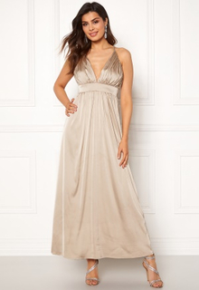 Sisters Point WD-43 Dress 117 Champagne M