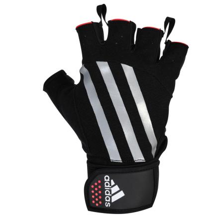 Adidas Gloves Weight Lift Striped Træningshandsker