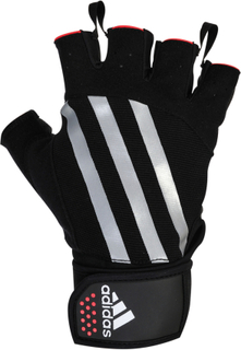 Adidas Gloves Weight Lift Striped Træningshandsker