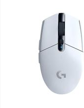 Logitech G305 Lightspeed Trådløs Gaming Mus Hvit