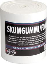 Aserve Skumgummi Foam Bandage 60mm