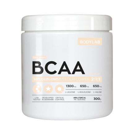 BodyLab BCAA Instant Elderflower / Fläder (300 g)