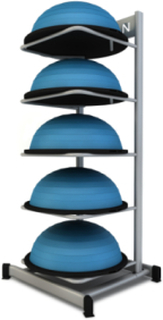 BOSU Ball Rack Silver (5 stk)