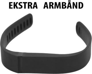 Fitbit Flex Ekstra Armbånd Large inkl. clips