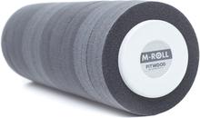 FitWood M-Roll 35cm Foam Roller Hvid