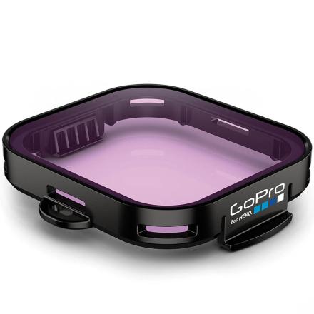 GoPro Magenta Dive Filter (Til Dive + Wrist Housing)