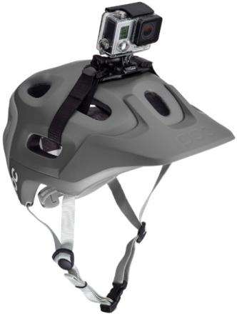 GoPro Vented Helmet Strap Mount - Apuls