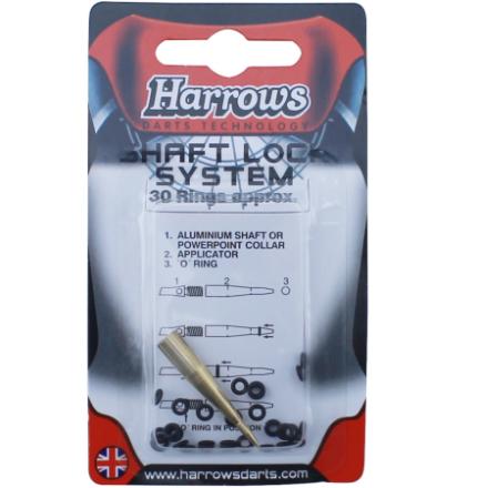 Harrows Shaft Lock System