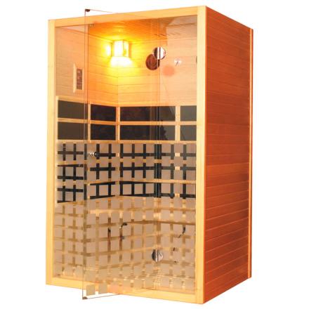 MaXXwell Halti Hemlock 2000 Watt Infrarød Sauna