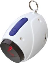 TRIXIE Kattleksak med automatisk laserpekare 11 cm vit 41311