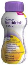 Nutridrink 2 kcal Næringsdrikk aprikossmak