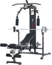 Kettler DELTA XL Træningsbænk & Home gym (Inkl. Curlpult)