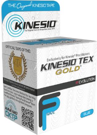 Kinesio Tex Gold FP Hudfarvet (5cm x 5m)