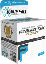 Kinesio Tex Gold FP Rød (5cm x 5m)