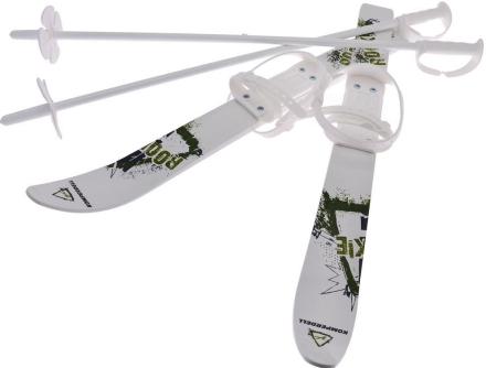 Komperdell Kids Ski Børneski 70cm (Inkl. Skistave)