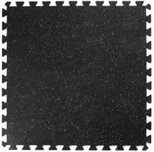 Nordic Fighter Gummi Floor Guards Fitnessgulv Black/White 10mm
