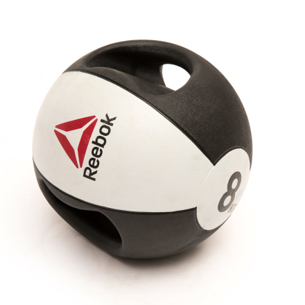 Reebok Medicine Ball DELTA Double Grip 8kg