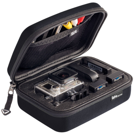 SP Pov Case GoPro Edition 3.0 Black XS - Apuls