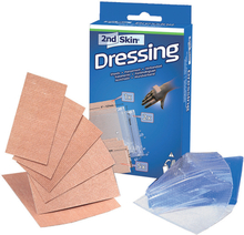 Spenco 2nd Dressing Skin Plaster (6stk. 7 x 16cm)
