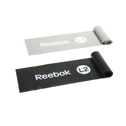 Reebok Training Bands Level 1 & Level 2 Træningselastikker - Apuls