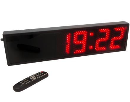 Titan Fitness Titan BOX Digital Clock With Remote Crossfit Timer