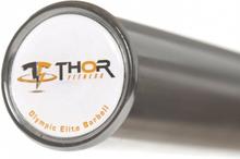 Thor Fitness Dual Knurl Pige Vægtstang 15kg / 201cm Black