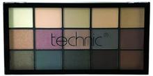 Technic Eyeshadow Palette Mystic Mauves 1 stk