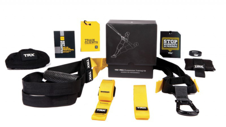 TRX Pro Suspension Trainer Kit P4 Slyngetræner