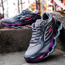 Tenis Mizuno Prophecy Mizuno Wave Prophecy 6 Professional Women Shoes Outdoor Sport Shoes Breathable Weightlifting Shoe Sneakers