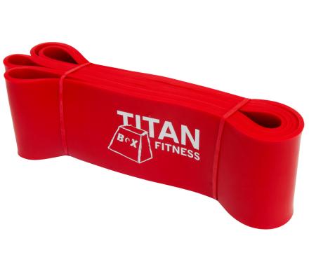 Titan Crossfit Power Band Træningselastik 4,5cm bred - Apuls